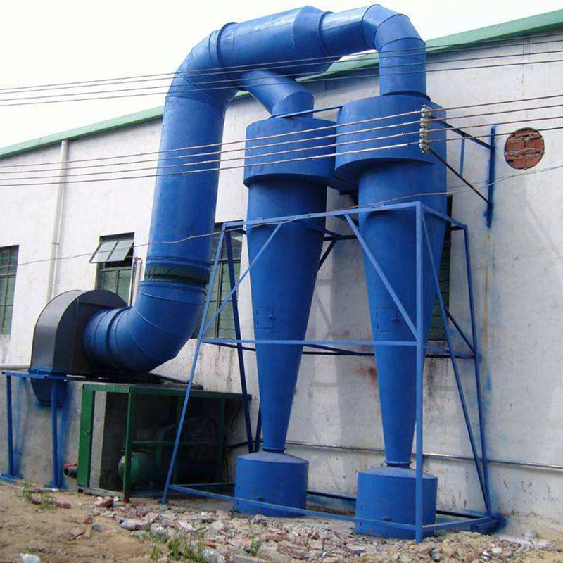 Industrial Pulse Jet Dust Collector Cyclone Dust Collector