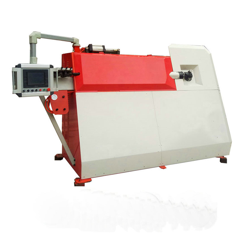 Auto Wire Rebar Stirrup Bending Machine