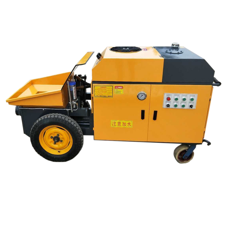 Wholesale Mini electric power remove concrete convey pump