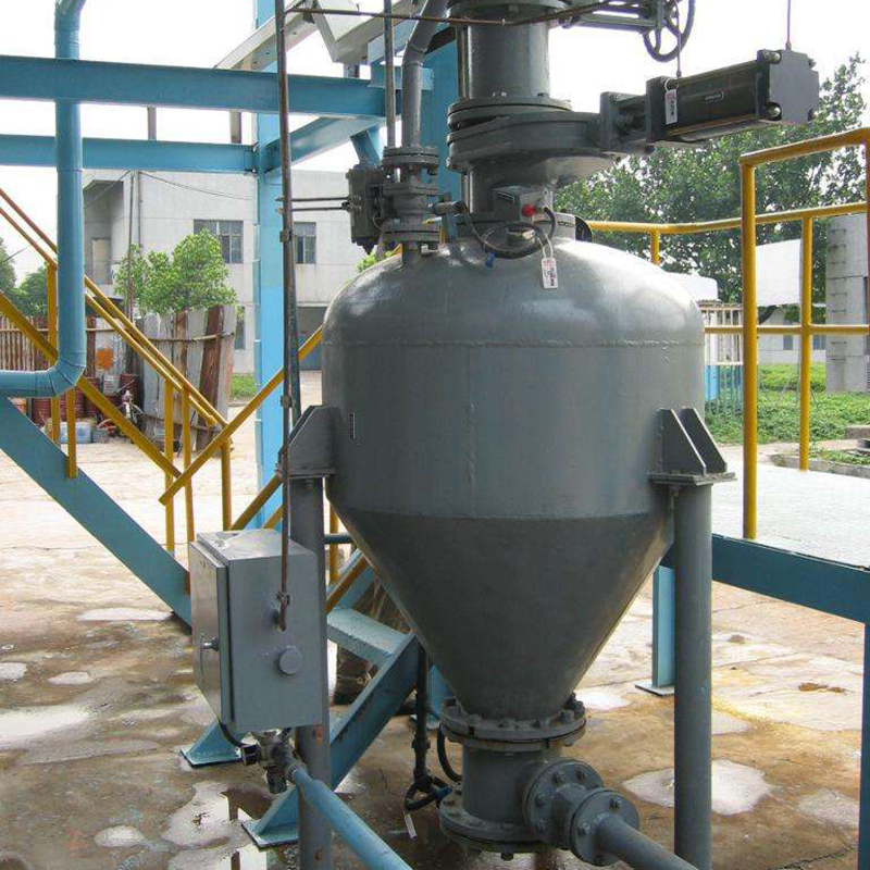 New Condition and 300t/h Load Capacity pneumatic conveying system
