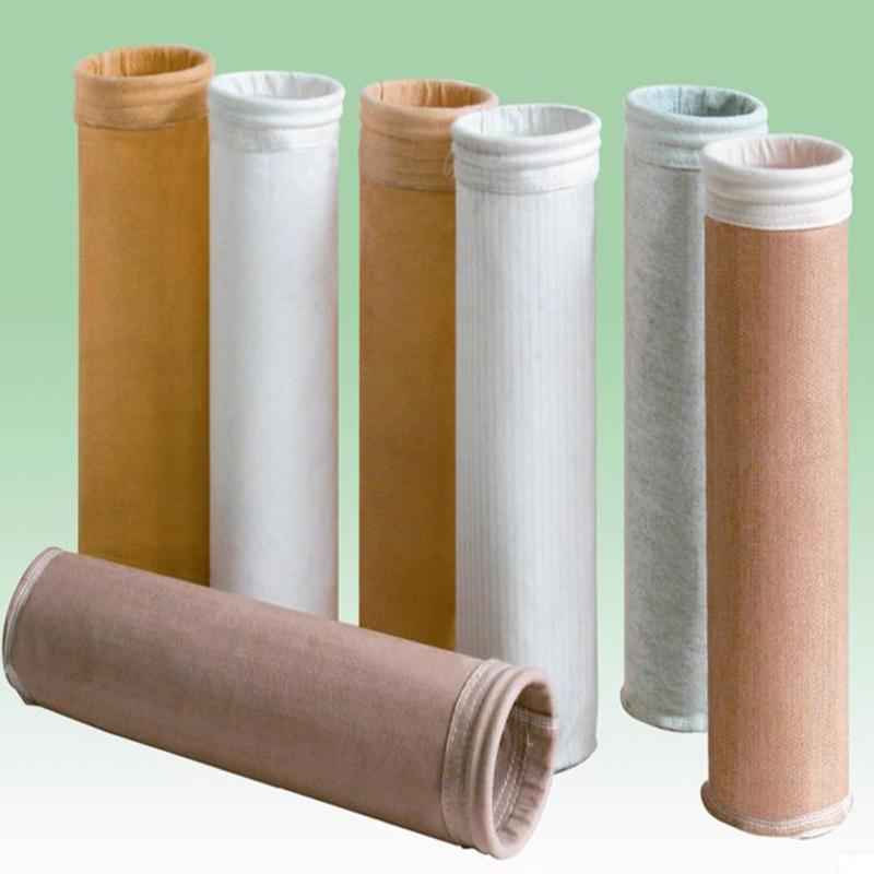 low price Industrial waste gas dust Needle Felt Filter Bag
