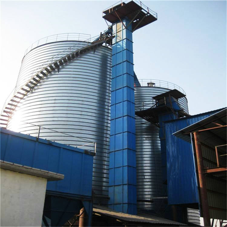 TZ belt type vertical bucket elevator for flour mill/cement/sand