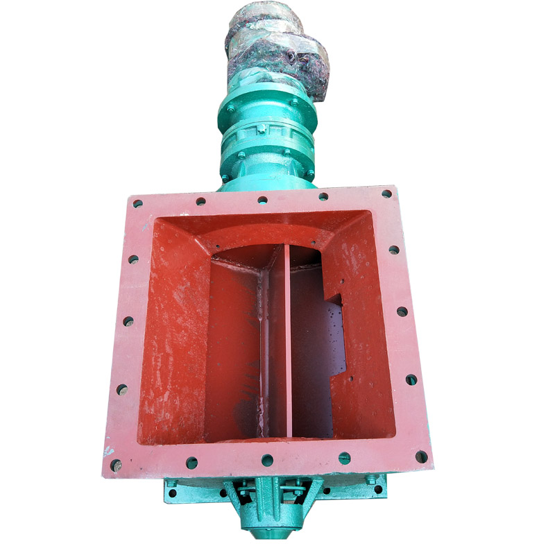 rotary discharge valve for cement plant/rigid impeller feeder