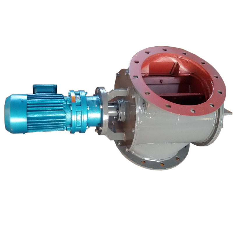 Factory supply dust unloading ash rotary air discharge valve