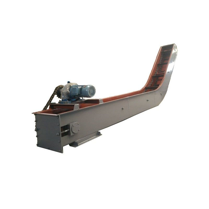 Industrial Boiler Scraper Chain Conveyor Scraping Slag Off Conveyor Remote Control