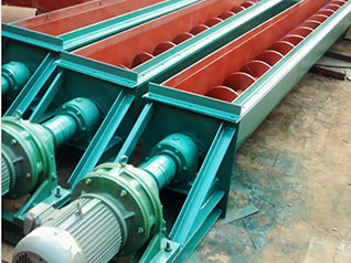 Classification of Screw Conveyors