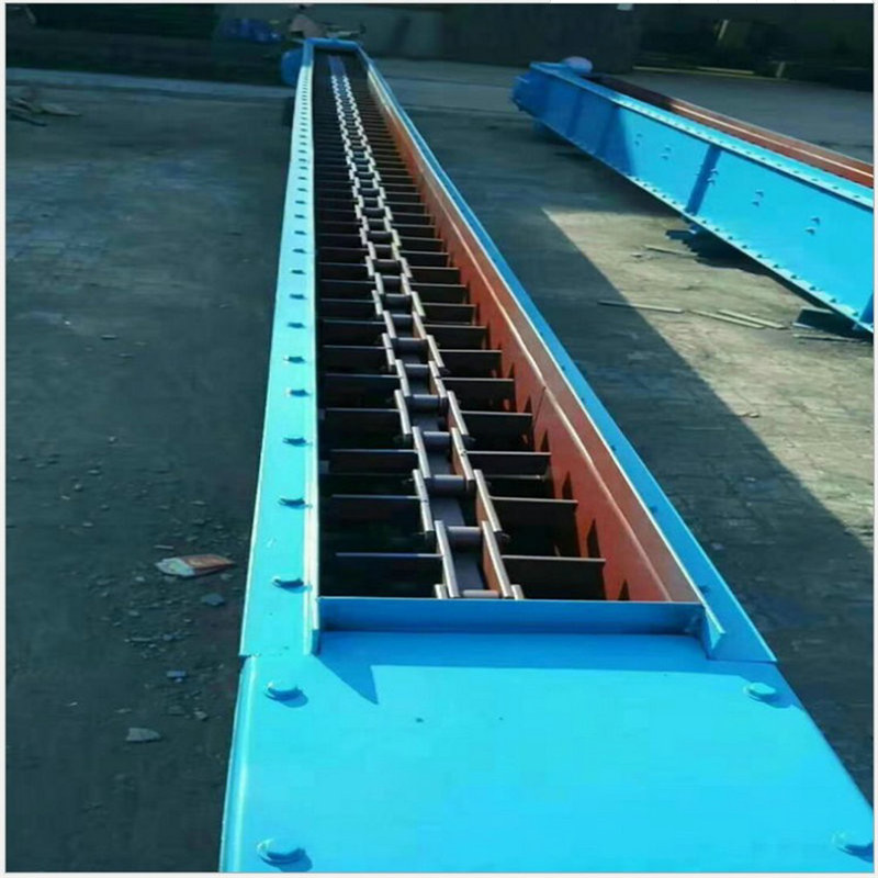 Hot Sale Drag Chain Scraper Conveyor Machine