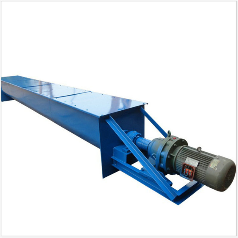 Customized screw chip conveyor remove Stainless conveyor machine