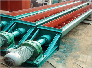What Is a Screw Conveyor?
