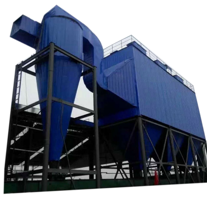 XLP-B Cyclone bag filter house Industrial Dust Collector for factories