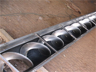 What Is a Screw Conveyor